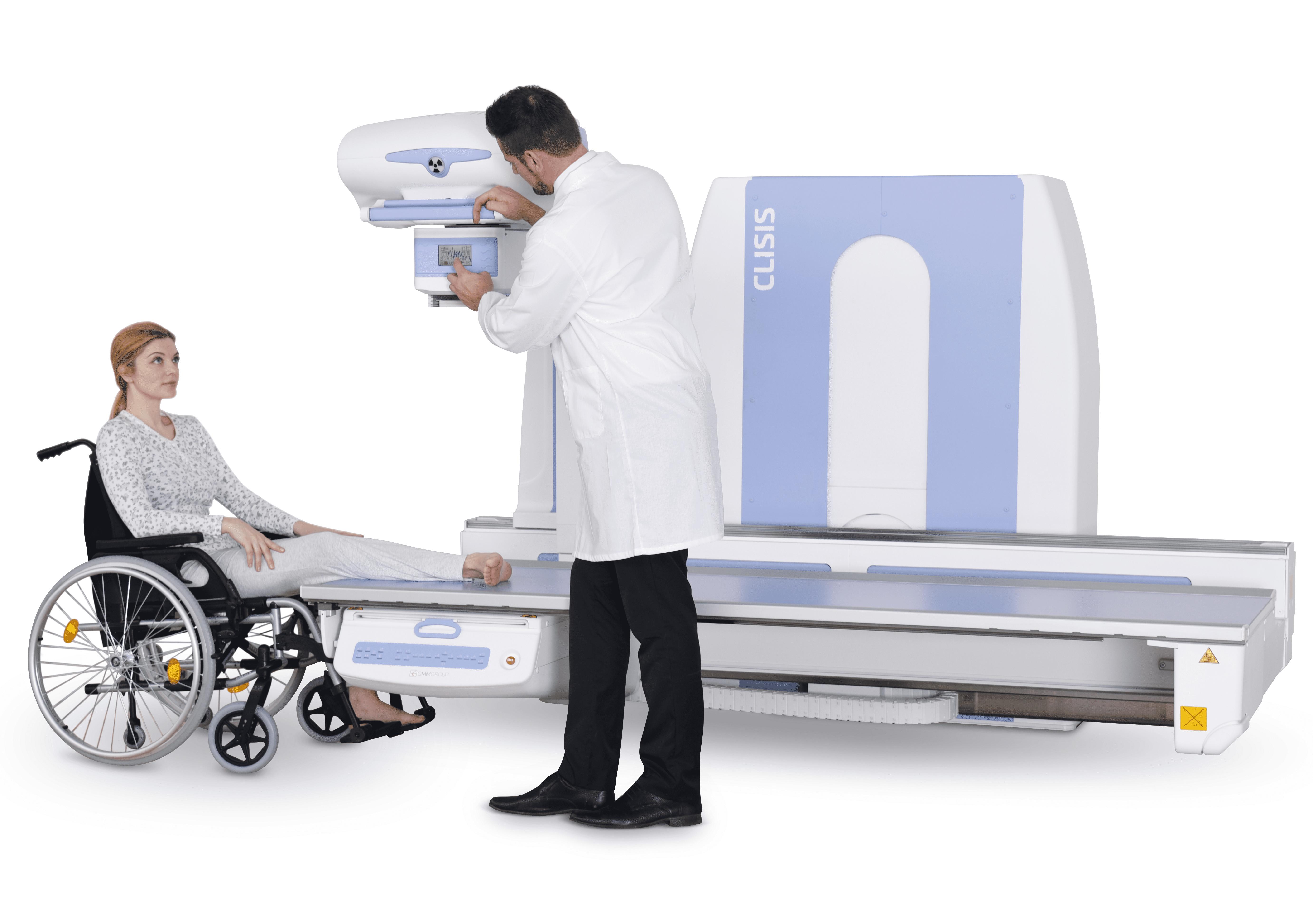 Lo Studio Radiologico Manara inaugura il nuovo tavolo telecomandato
