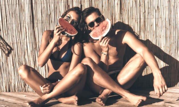 Dieta da spiaggia: le nostre idee light