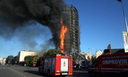 Incendio a Milano: cosa fare in caso di emergenza