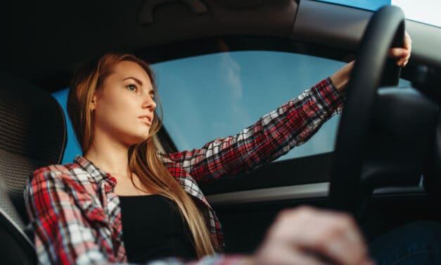 Amaxofobia: la paura di guidare